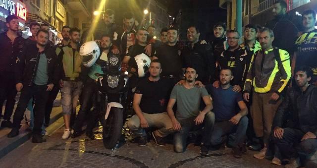 Kocaeli Racing'den Karamürsel'e Ziyaret