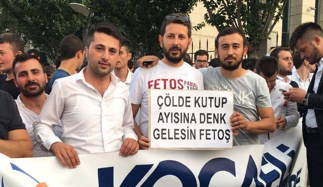 AK Gençler Ankara'da