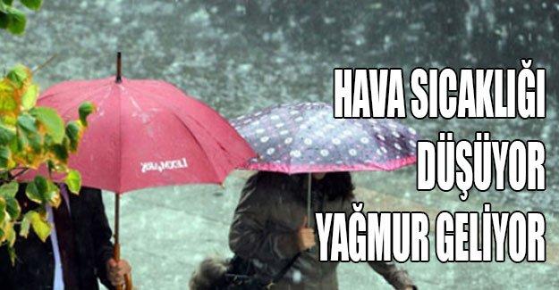 Karamürsel'e Yağmur Geliyor