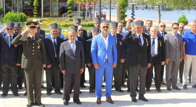 Karamürsel'de Gazilere Anlamlı Tören