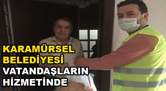 Karamürsel Belediyesi Vatandaşların Hizmetinde