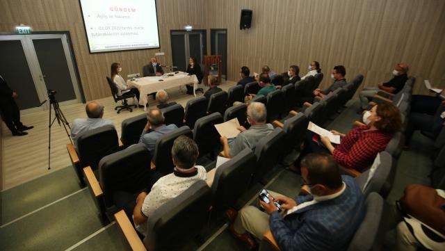 Ekim Ayı Meclis Toplantısı Yapıldı