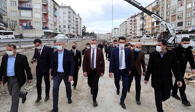 Büyükakın'dan Karamürsel'e Ziyaret