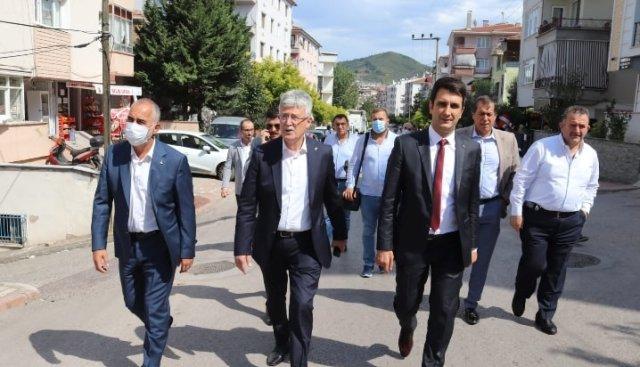 AK Parti'den Karamürsel Çıkarması