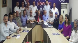 AK Parti Srebrenica'yı Unutmadı