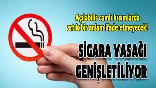 İşletmeler Dikkat Yeni Sigara Yasağı Geldi