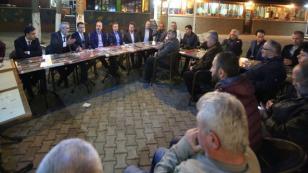 Spor Camiası Karamürsel'de Buluştu