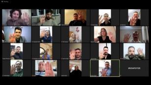 AK Parti Karamürsel Telekonferans İle Toplandı