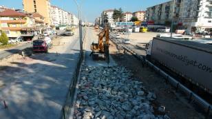 Karamürsel'de Yan Yollar Trafiğe Açıldı
