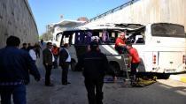 Karamürsel'de Servis Uçtu:3 Yaralı