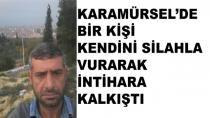 Karamürsel'de Bir Kişi Silahla Kendini Vurdu