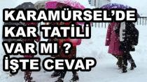 Karamürsel'de Çarşamba Günü Okullar Tatil mi?