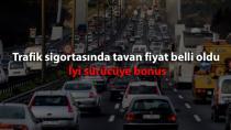 İşte Yeni Trafik Sigortası Ücretleri