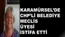 CHP'li Belediye Meclis Üyesi İstifa Etti