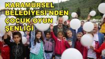 Karamürsel Belediyesi'nden Çocuk Şenliği