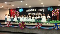 Kardelen Kreş'den Muhteşem Yıl Sonu Gösterisi