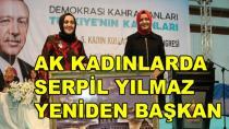 AK Kadınlarda Serpil Yılmaz Tekrar Başkan