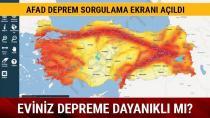 Evinizin Deprem Riskini Hemen Öğrenin