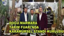 Karamürsel Doğu Marmara Fuarında Stant Açtı