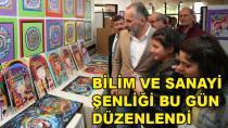 Karamürsel'de Bilim Sanayi Şenliği Açıldı