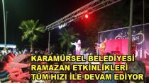 Karamürsel Belediyesi Ramazan Etkinlikleri Devam Ediyor