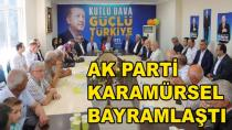 AK Parti Karamürsel Bayramlaştı