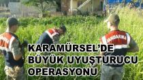 Karamürsel'de Büyük Uyuşturucu Operasyonu