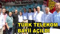 Türk Telekom Bayii Açıldı