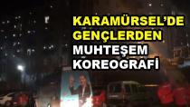 Karamürsel'de Gençlerden Muhteşem Koreografi