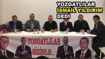Karamürsel'de Yozgatlılar Yıldırım Dedi
