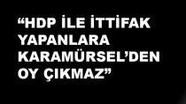 Karamürsel'den HDP İttifakına Oy Çıkmaz !