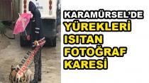 Karamürsel'de Yürekleri Isıtan Fotoğraf