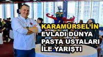 Engin Yılmaz Pastanesi Karamürsel'i temsil etti