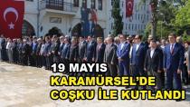 19 Mayıs Karamürsel'de Coşku İle Kutlandı