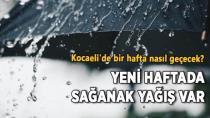 Dikkat Yağmur Geliyor
