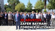 30 Ağustos Zafer Bayramı Karamürsel'de Kutlandı
