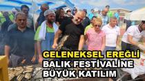 Geleneksel Ereğli Balık Festivali Düzenlendi