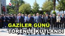 19 Eylül Gaziler Günü Karamürsel'de Törenle Kutlandı