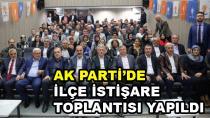 AK Parti Karamürsel İlçe İstişare Toplantısı Yapıldı