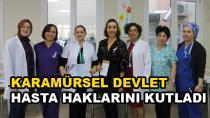 Devlet Hastanesi Hasta Haklarını Kutladı