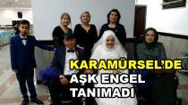Karamürsel'de Aşk Engel Tanımadı