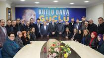 AK Parti Karamürsel'de Temayül Yoklaması Yapıldı