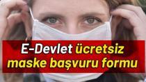 E-Devlet Üzerinden Ücretsiz Maske Siparişi Başladı