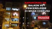 Karamürsel'de 23 Nisan Coşkusu