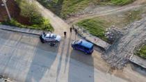 Karamürsel'de Jandarma Drone İle Denetim Yaptı