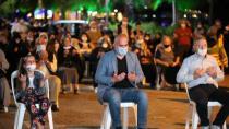 Karamürsel'de Demokrasi Nöbeti Tutuldu