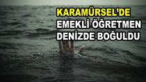 Karamürsel'de Bir Kişi Denizde Boğuldu