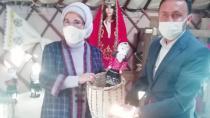 Emine Erdoğan'dan Karamürsel Sepetine Özel İlgi
