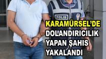 Karamürsel'de Bir Evden Ziynet Eşyaları Alan Şahıs Yakalandı