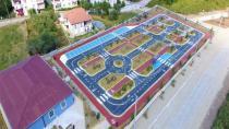 Trafik Çocuk Eğitim Parkı Tamamlandı